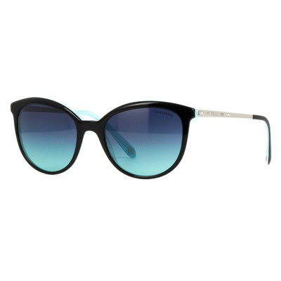 Tiffany & Co TF4117B 81939S 54 - Preto/Azul,Tiffany & Co.