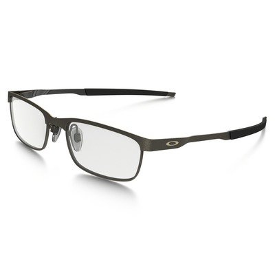 Oakley Steel Plate OX3222-0452 - Powder Pewter,OAKLEY