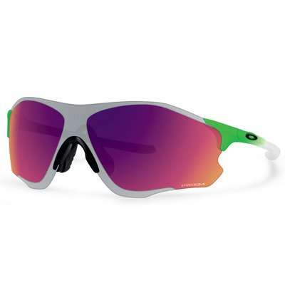 Oakley Evzero Path OO930809 8138 - Green Fade/Prizm Field/Chrome Iridium,
