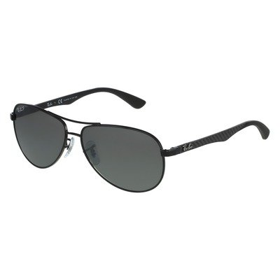 Ray-Ban RB8313 002/K7 61 Tech - Carbon Polarizado,Ray-Ban