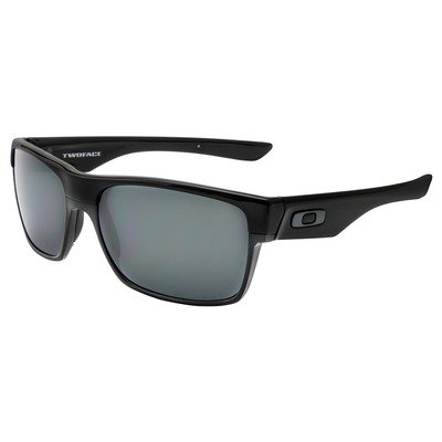 Oakley Twoface - OO9189-01 - Polished Black/Black Iridium Polarized,OAKLEY