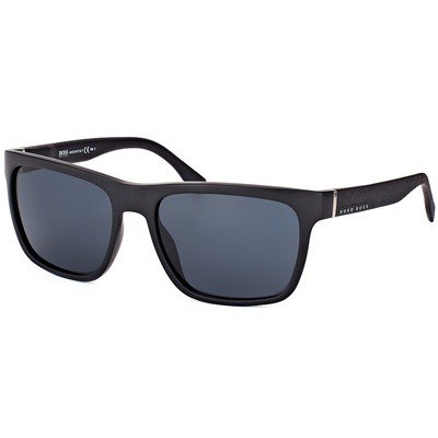 Hugo Boss BOSS 0918/S DL5 IR 56 - Matte Black/Grey,BOSS by HUGO BOSS