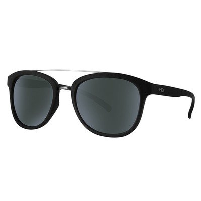 HB Moomba 9012700125 - Matte Black/Gray Polarized Lenses,HB