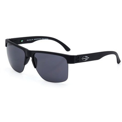 Mormaii Monterey Fly M0048A1409 REF5708 - Preto Fosco/Cinza Flash,Mormaii