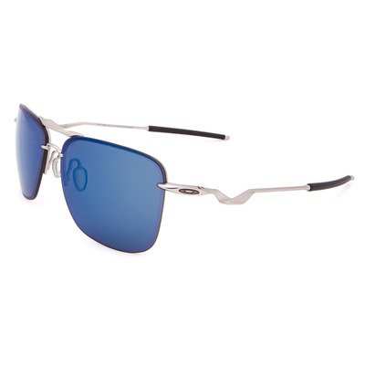 Oakley Tailhook OO408704 - Satin Chrome/Ice Iridium,OAKLEY