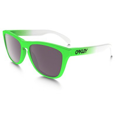 Oakley Frogskins OO901399 55 - Green Fade/Prizm Daily Polarized,OAKLEY