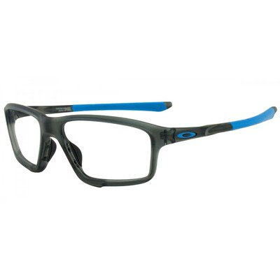 Oakley Crosslink Zero OX8076 0158 - Satin Grey Smoke,OAKLEY