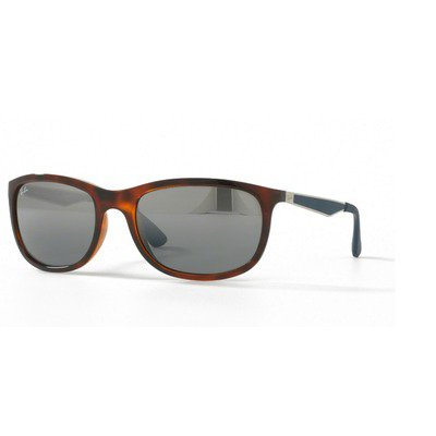 Ray-Ban RB4267 625788 59 - Shiny Red Havana/Mirror Gradient Grey,Ray-Ban