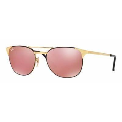 Ray-Ban RB3429M 9000Z2 55 Signet - Gold Black/Copper Flash Mirror,Ray-Ban