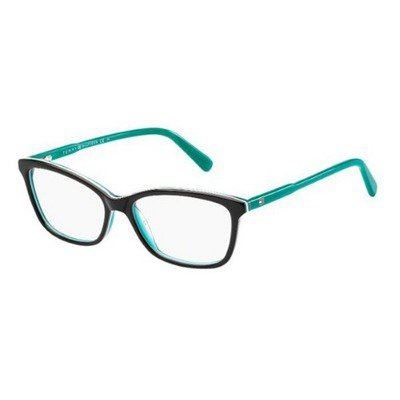 Tommy Hilfiger TH1318 VR2 - Black/White/Green,TOMMY HILFIGER