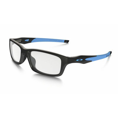 Oakley Crosslink OX8030 0155 - Satin Black/Sky Blue,OAKLEY