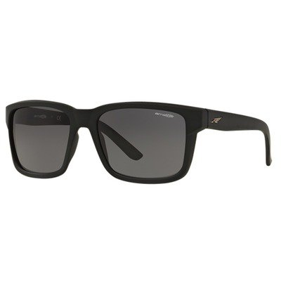 Arnette Swindle AN4218 01/87 57 - Matte Black/Gray,ARNETTE