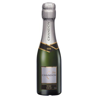 espumante chandon demi sec 187ml