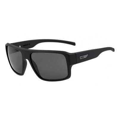 HB Redback 9011600125 - Matte Black/Gray Lenses Polarized,HB