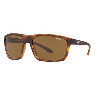 Arnette Sandbank AN4229 215283 61 - Rubber Havana/Brown Polarized,ARNETTE