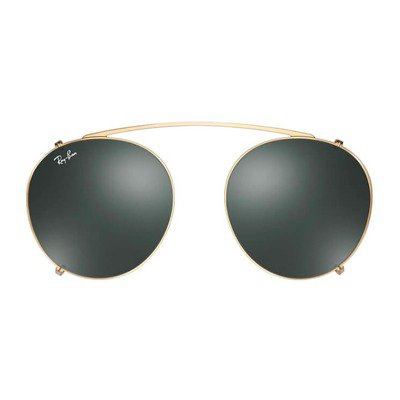 Ray-Ban Clip On RX2447C 250071 49 - Gold/Green,Ray-Ban