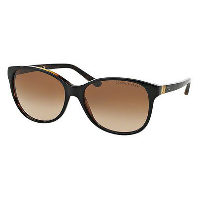 Ralph Lauren Deco Evolution RL8116 526013 57 - Havana/Brown Gradient,RALPH LAUREN