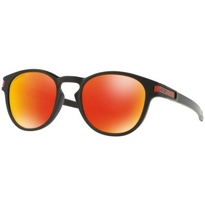 Oakley Latch OO9265-2953 - Matte Black/Prizm Ruby,OAKLEY