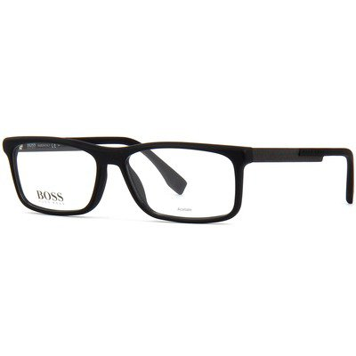 Hugo Boss BOSS 0774 HXE 56 - Matte Black,BOSS by HUGO BOSS
