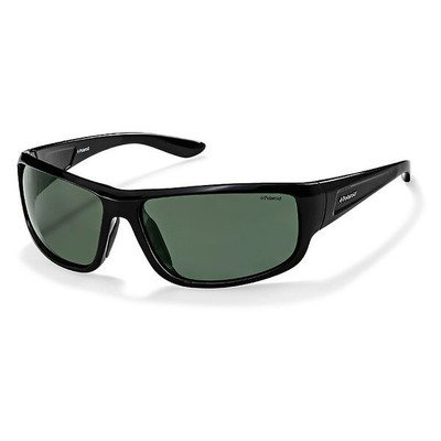 Polaroid P8414 KIH RC 68 Sport - Black/Green Polarized,POLAROID