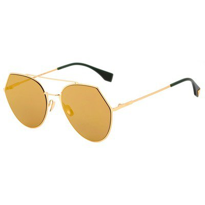 Fendi Eyeline FF0194/S 001 83 55 - Yellow Gold,FENDI