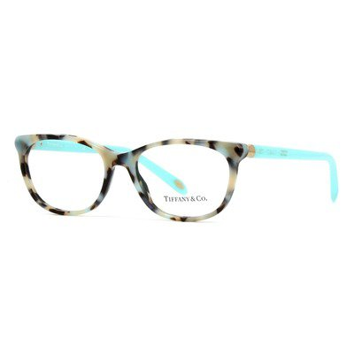 Tiffany & Co TF2135 8213 52 - Azul/Bege Havana,Tiffany & Co.