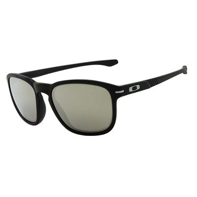 Oakley Enduro OO9223-14 5518 - Black Ink/Chrome Iridium Polarized,OAKLEY