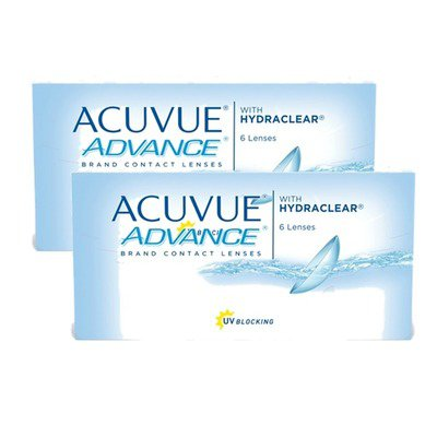 Acuvue Advance Combo 2 Caixas,Acuvue Johnson e Johnson