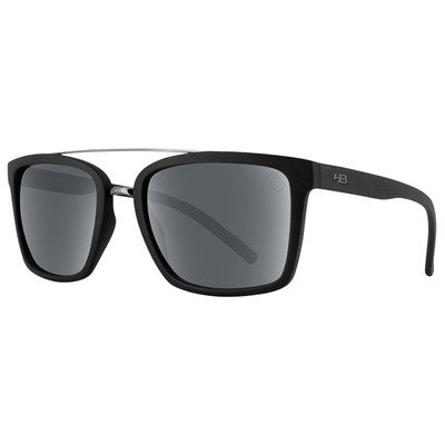 HB Spencer 9013000100 - Matte Black / Gray Lenses,HB