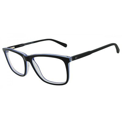 Tommy Hilfiger TH1317 0L5 54 - Black/White/Blue Crystal,TOMMY HILFIGER