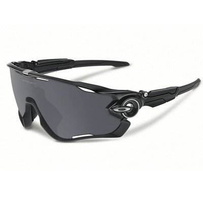 Oakley Jawbreaker OO9290-01 0131 - Polished Black/Black Iridium,OAKLEY
