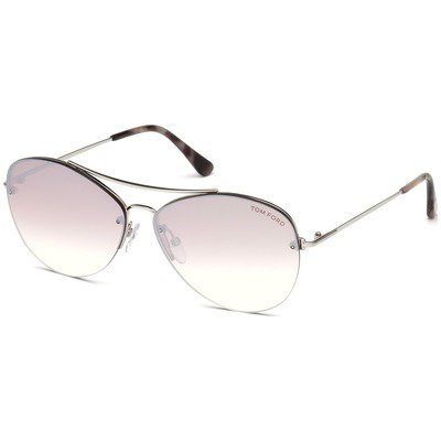 Tom Ford Margret-02 ft0566 18z 60 - Prateado Rosa Gradiente Espelhado 7deb235b67