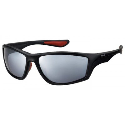 Polaroid PLD7015S OITBLCK EX 63 - Black / Grey Polarized,POLAROID