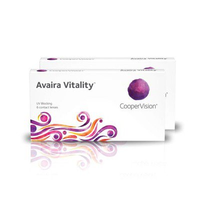 Avaira Vitality Combo 2 Caixas,Coopervision
