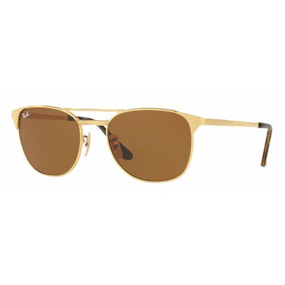 Ray-Ban RB3429M 001/33 55 Signet - Gold/Brown B15,Ray-Ban