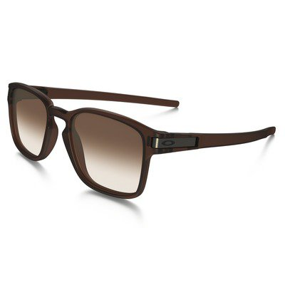 Oakley Latch Sq OO9353-09 5219 - Matte Rootbeer/Dark Brown Gradient,OAKLEY