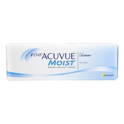 1-DAY ACUVUE MOIST,Acuvue Johnson e Johnson