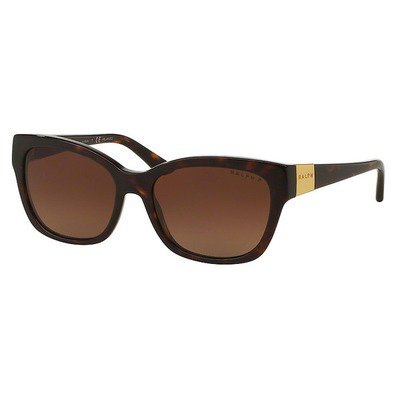 Ralph Ralph Lauren RA5208 1378T5 55 - Dark Tortoise/Brown Gradient Polarized,RALPH BY RALPH LAUREN