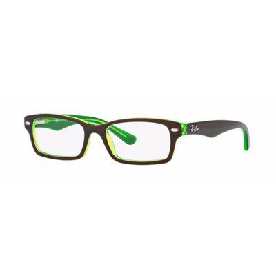 Ray-Ban Junior RY1530 3665 48 - Top Brown/Green,Ray-Ban