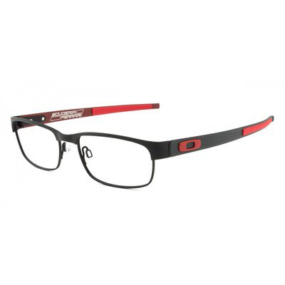 Oakley Carbon Plate OX5079 0453 - Black/Ferrari Red,OAKLEY