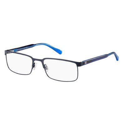 Tommy Hilfiger TH1235 GEK 55 - Matte Blue,TOMMY HILFIGER
