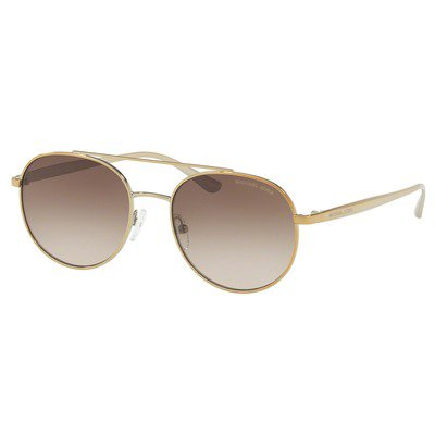 Michael Kors Lon MK1021 116813 53 - Gold/Brown Gradient,MICHAEL KORS
