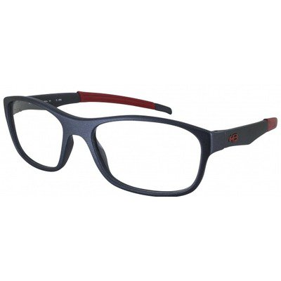 HB Polytech 9313387633 54 - New Graphite/Dark Red,HB