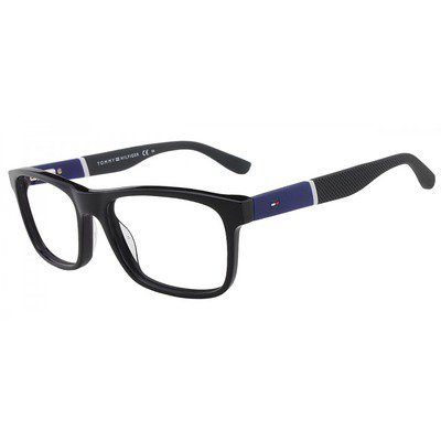 Tommy Hilfiger TH1282 FMV 54 - Black/Blue,TOMMY HILFIGER