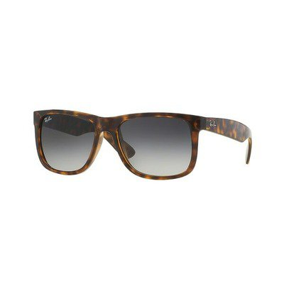 Ray-Ban RB4165 710/8G 55 Justin - Tortoise/Gray Gradient,Ray-Ban