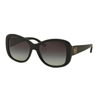 Ralph Lauren RL8144 50018G 56 - Black/Gray Gradient,RALPH LAUREN