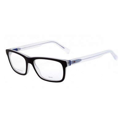 Tommy Hilfiger TH1361 K52 54 - Black Crystal/Blue,TOMMY HILFIGER