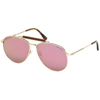 Tom Ford Sean FT0536 28Z 60 - Rose Gold/Gradient,TOM FORD