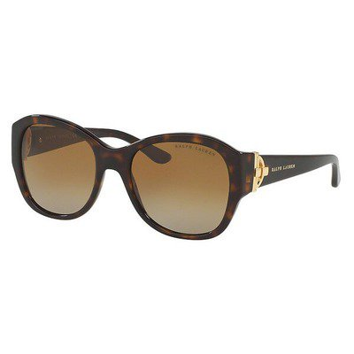 Ralph Lauren RL8148 5003T5 55 - Dark Havana/Brown Gradient Polarized,RALPH LAUREN