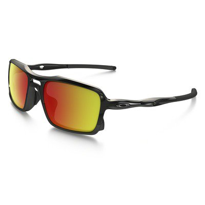 Oakley Triggerman OO926603 5920 - Polished Black/Ruby Iridium,OAKLEY